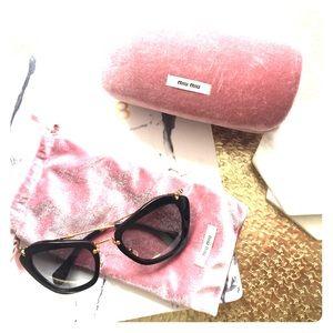 Miu Miu Glam Cat Eye Sunglasses - BRAND NEW